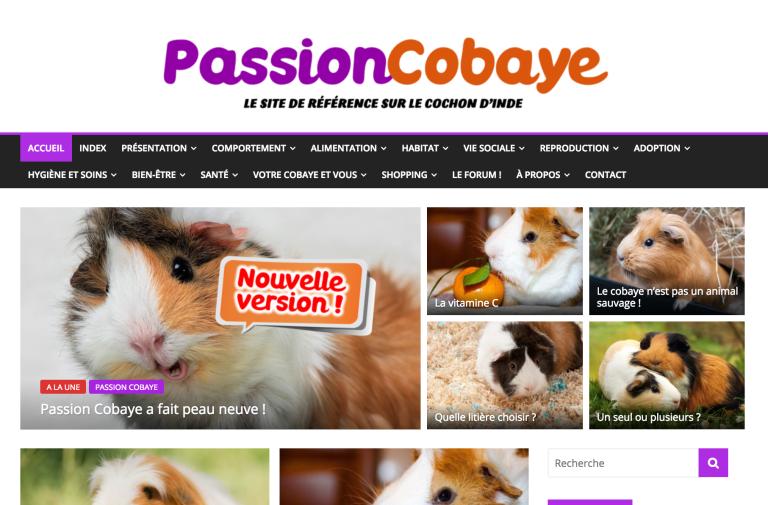 Passion Cobaye